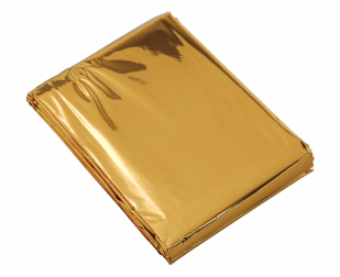 Gold / Silver Emergency Blanket
